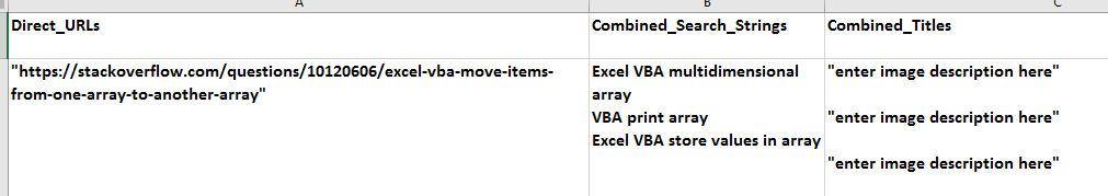 Vba Web Scraping Kit